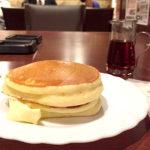手焼きホットケーキの名店!大阪地下街のレトロな隠れ家空間 東梅田「喫茶サンシャイン」